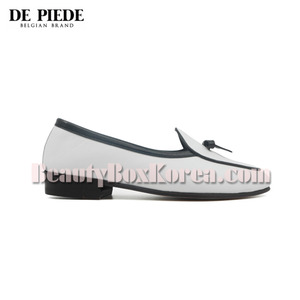 DE PIEDE Genk White / Black W 1pair