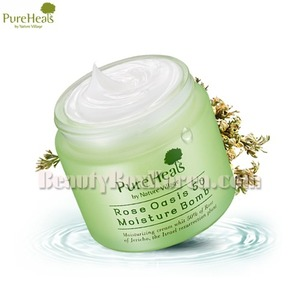 PUREHEALS Rose Oasis 50 Moisture Bomb 80ml