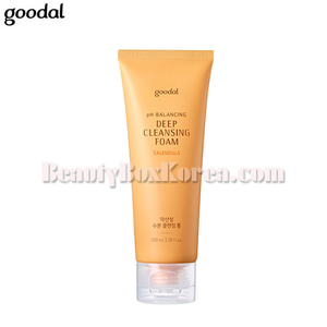 GOODAL Calendula pH Blansing Deep Cleansing Foam 100ml
