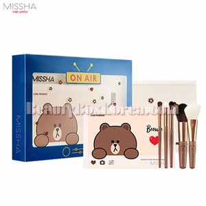MISSHA Color Filter Shadow Palette Special Set 2items[LINE FRIENDS Edition]
