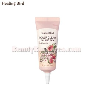 [mini]HEALING BIRD Scalp Clear Cleansing Pack Fig&Jasmine 20ml