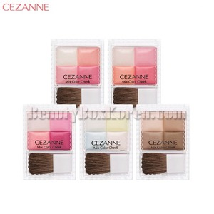 CEZANNE Mix Color Cheek 7.2~8g