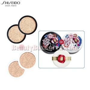 SHISEIDO Ribbonesia Cushion Set 4items[Holiday Limited]