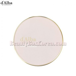 D'ALBA Blanc de Runway Cushion 14g