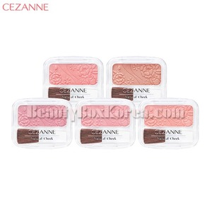 CEZANNE Natural Cheek N Pearl 3.5g