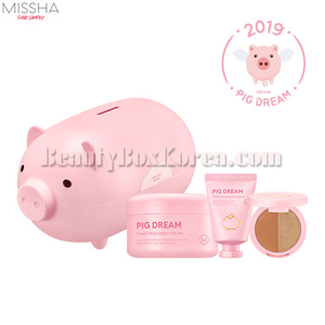 MISSHA Pig Dream Kit 4items[2019 Pig Dream][Online Excl.],MISSHA