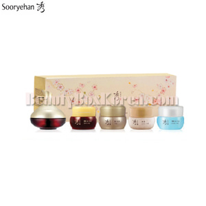 [mini] SOORYEHAN Best Cream Special Set 5items