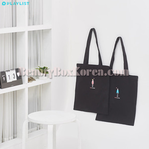 PLAYLIST Love Playlist Eco Bag 1ea