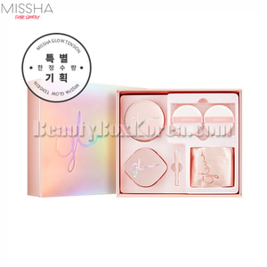 MISSHA Glow Tension Special Makeup Set Ver2 5items