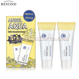 BEYOND Angel Aqua Daily Ceramide Cream 100ml*2ea
