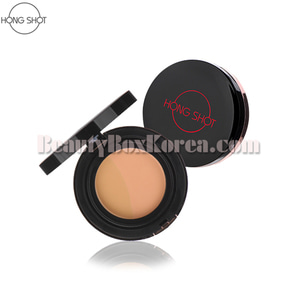 HONGSHOT Power Lasting Conceal Pact SPF50+ PA+++ 16g