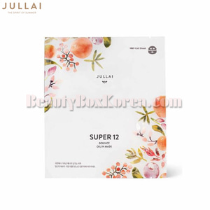 21137bd4f6 Beauty Box Korea - JULLAI Super 12 Bounce Oil In Mask 30g | Best Price and  Fast Shipping from Beauty Box Korea