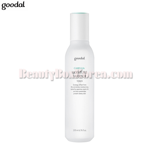 GOODAL Camelia Moisture Barrier Toner 200ml