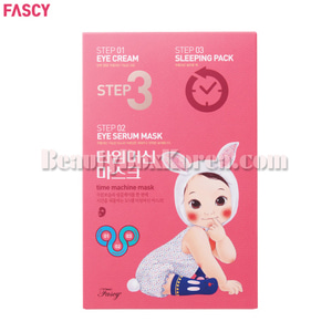 FASCY 3step Time Machine Mask 25g*5ea