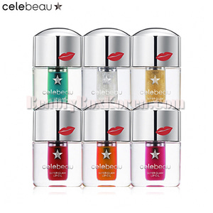 CELEBEAU Super Glam Lip Oil 3.2g