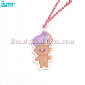 THE RECORDER FACTORY Happy Friends Keyring-Subaco Reco Troll 1ea