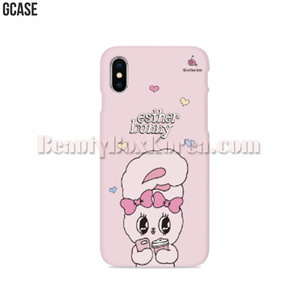 GCASE Esther Bunny Slim Hard Love Love Bunny iPhone7/8 1ea