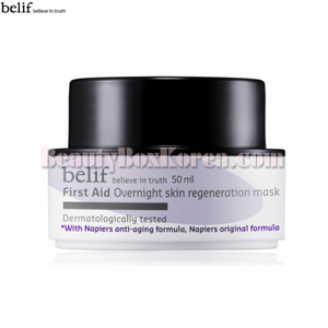 BELIF First Aid Overnight Skin Regeneration Mask 50ml