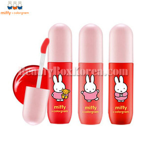 COLORGRAM MIFFY Thunder Ball Tint Meringue 4.5g
