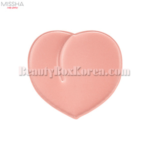 MISSHA Peach Hair Velcro Sheet 2ea[Peach Land][Online Excl.]