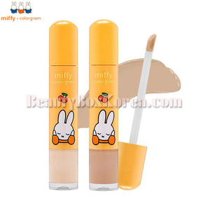 COLORGRAM MIFFY Soft Fit Concealer 6g