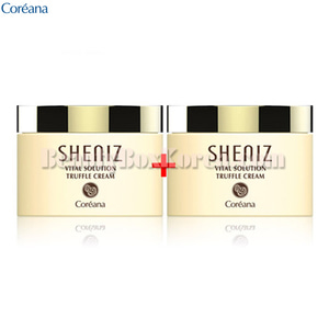 COREANA Sheniz Vital Solution Truffle Cream 100ml[1+1]