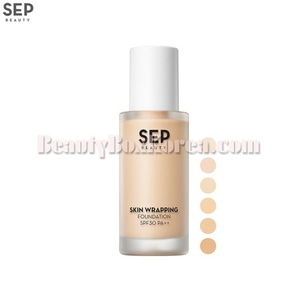SEP Skin Wrapping Foundation SPF30 PA++ 30ml