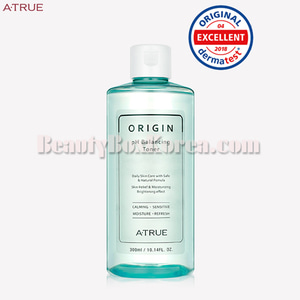 ATRUE Origin pH Balancing Toner 300ml
