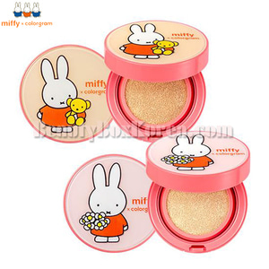 COLORGRAM MIFFY Gogo Cover Cushion 12g
