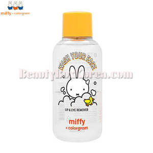 COLORGRAM MIFFY Whose Face Lip & Eye Remover 120ml