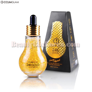 CCLIMGLAM 24K Gold Luxury Ampoule 50ml