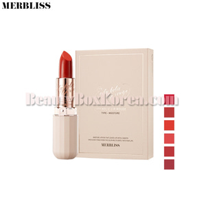 MERBLISS City Holic Lip Rouge Moisture 3g
