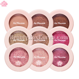 ETUDE HOUSE Air Mousse Eyes 1.5~2g[Blossom Picnic],ETUDE HOUSE