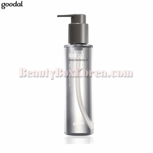 GOODAL Black Salt Deep Cleansing Oil 150ml