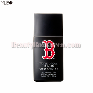MLB GROO Triple Crown Sun BB SPF50+ PA+++ 50ml