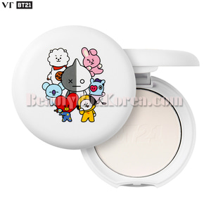 VT X BT21 Art In Blur Pact 9g