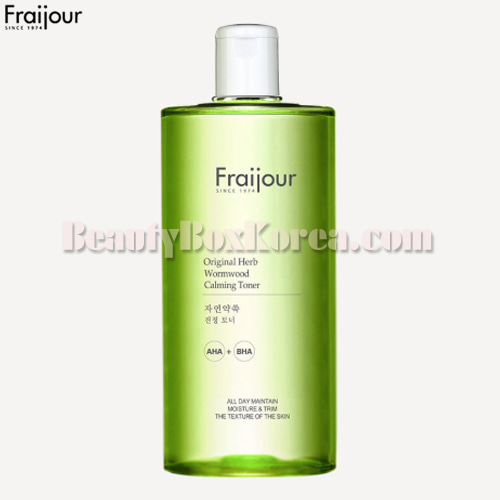 FRAIJOUR Original Herb Wormwood Calming Toner 500ml