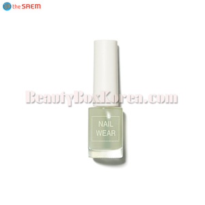 THE SAEM Nail Wear Matte Topcoat 7ml