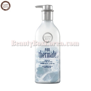 HAPPY BATH Eau Thermale Silica Scrub Wash 650ml