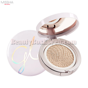 MISSHA Glow2 Cover Glow Cushion SPF45 PA++ 12g