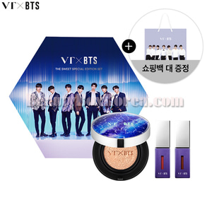 VT X BTS The Sweet Special Edition Set 5items