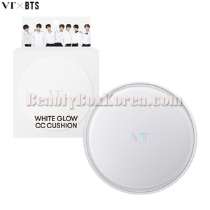 VT X BTS White Glow CC Cushion 12g