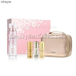 ISA KNOX Age Focus Wrinkle Serum Set 5items[2019 Cherry Blossom]