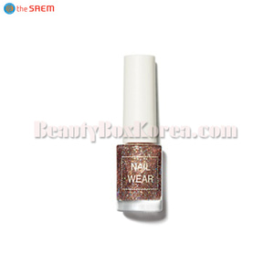 THE SAEM Nail Wear #100 Coral Universe 7ml