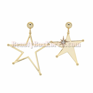 BLUE JEALOUSY Happiness Star Earring