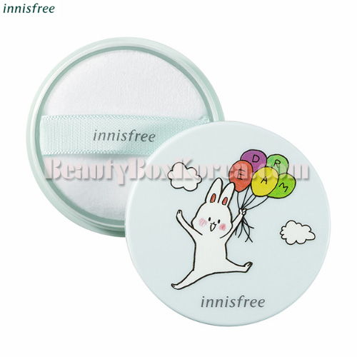 INNISFREE No Sebum Mineral Powder 5g[Benny Collection]