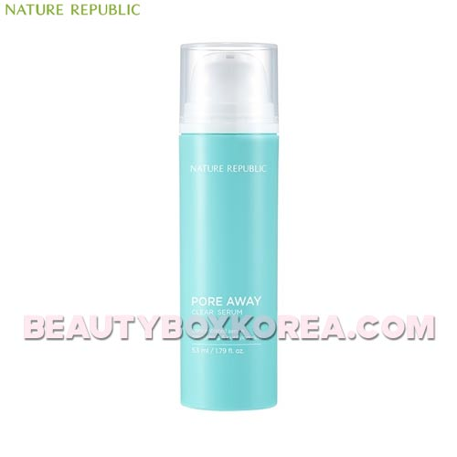 NATURE REPUBLIC Pore Away Clear Serum 53ml