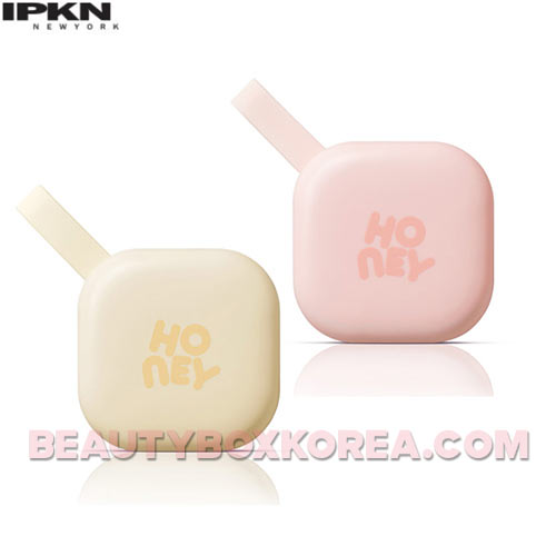IPKN Newest Honey Pact 13 5g available now at Beauty Box Korea