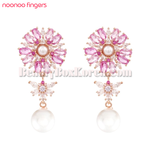 NOONOO FINGERS Blooming Earrings 1ea