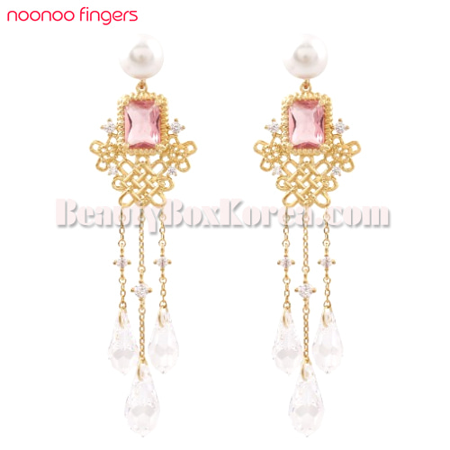 NOONOO FINGERS Norigae Earrings 1ea